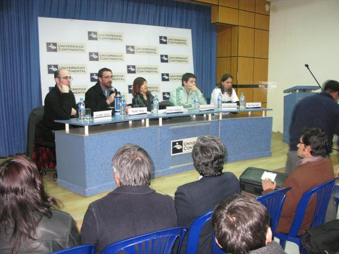 Escritores de Latinoamérica en el Centro Cultural Continental