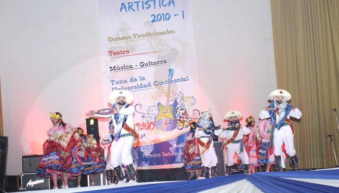 Velada Artística UCCI 2010-I