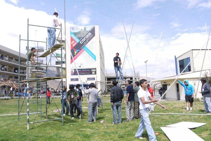Propuestas sostenibles en construcción, para la Región
