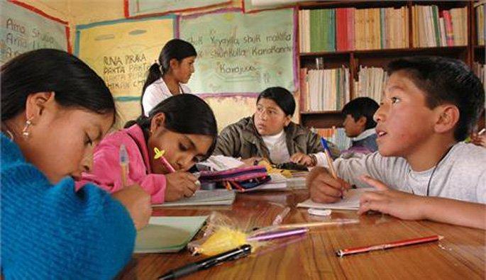 Jornada de educación intercultural en la Región Junín