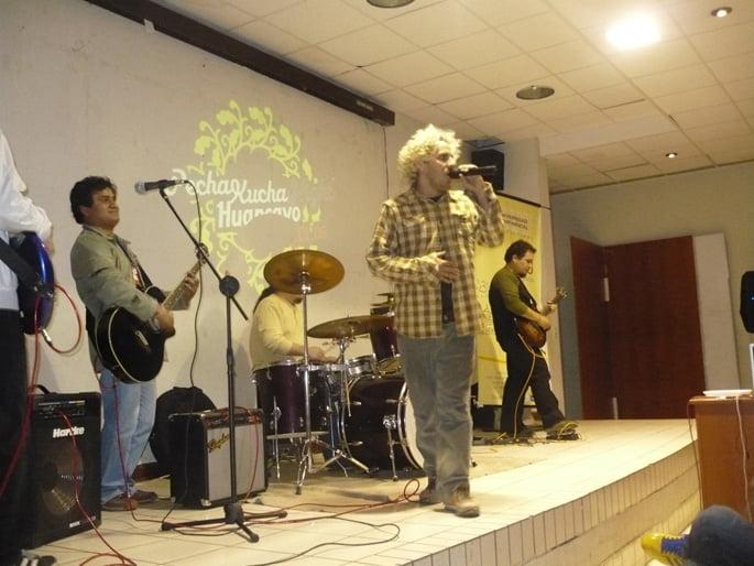 Por sexta vez Pechakucha en Huancayo