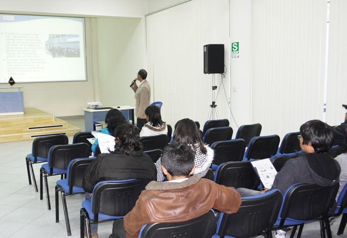Proyección Social inicia actividades durante el Ciclo de Verano