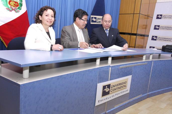 UCCI firma convenio con universidad chilena