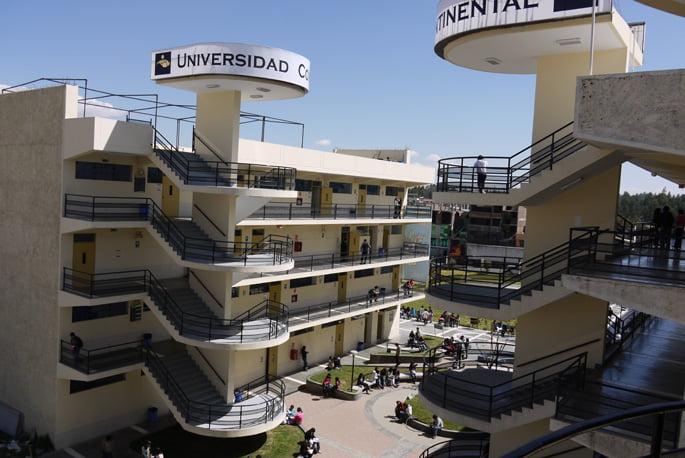Este domingo Examen de Admisión de la Universidad Continental
