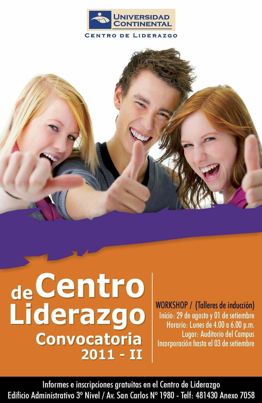 workshop centro liderazgo