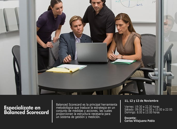 Balanced Scorecard - Universidad Continental