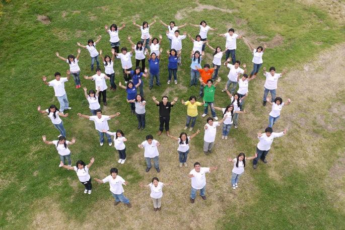 627a85648 Líderes en Actividades Sociales - Universidad Continental