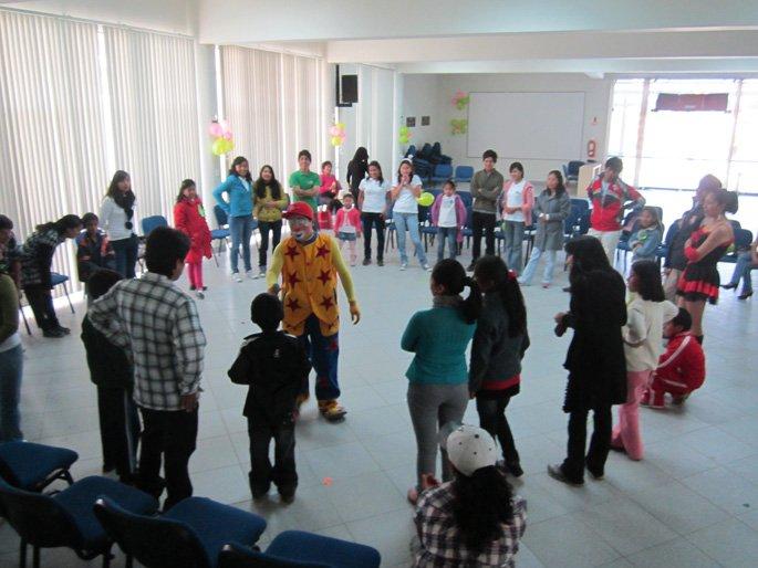 ca9566c55 Líderes Continental en actividades sociales - Universidad Continental