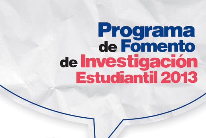 programa fomento investigacion estudiantilx