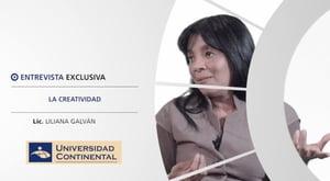 Entrevista la creatividad Liliana Galvan