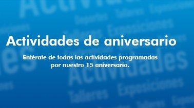 actividades aniversario 15b
