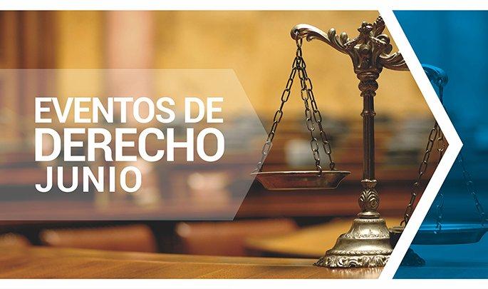 eventos de derecho universidad continertal junio