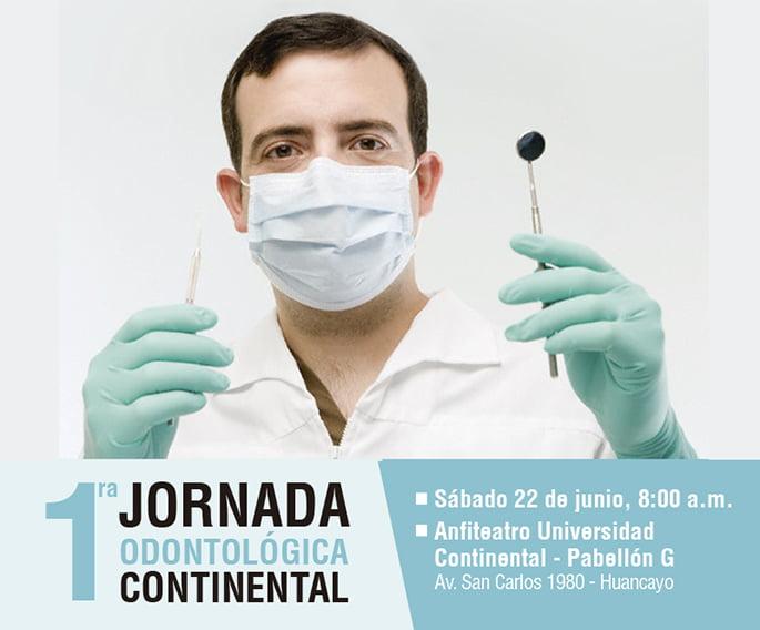 primera joranada odontologica continental
