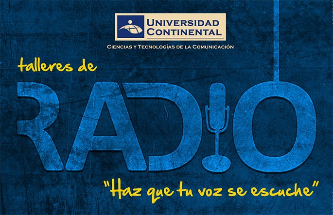 taller de radio conti
