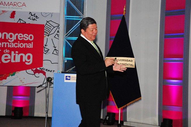 Alfredo Beltran, desde Colombia en IV Congreso Internacional de Marketing 2013