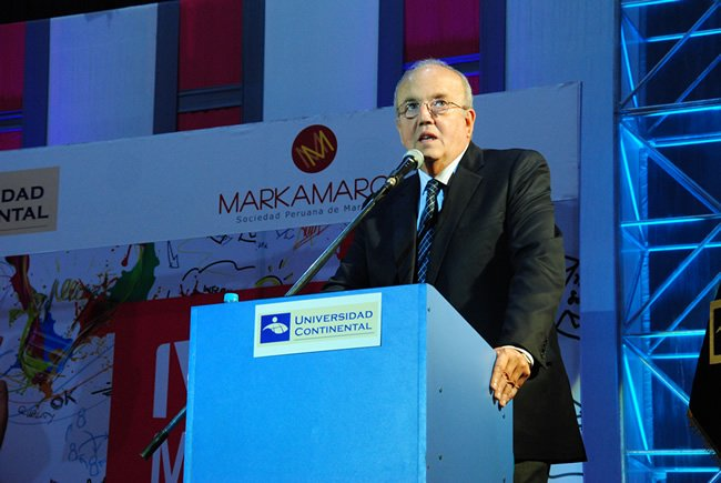 Arnaldo Aguirre de Arellano Marketing en IV Congreso Internacional de Marketing 2013