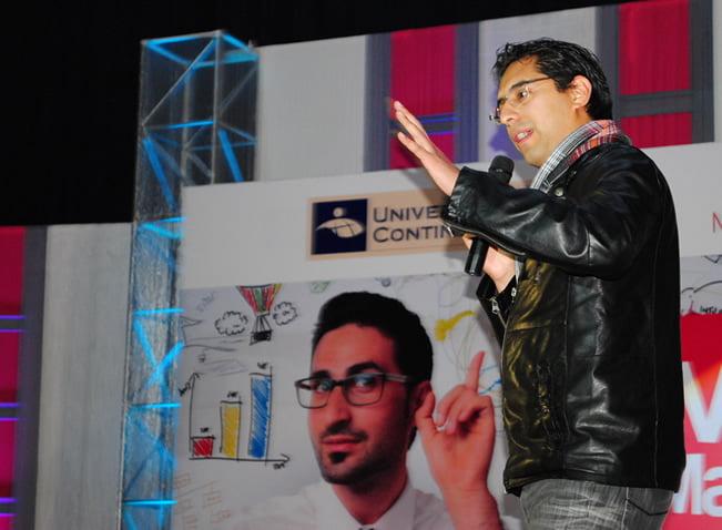 Carlos Dulanto en IV Congreso Internacional de Marketing 2013