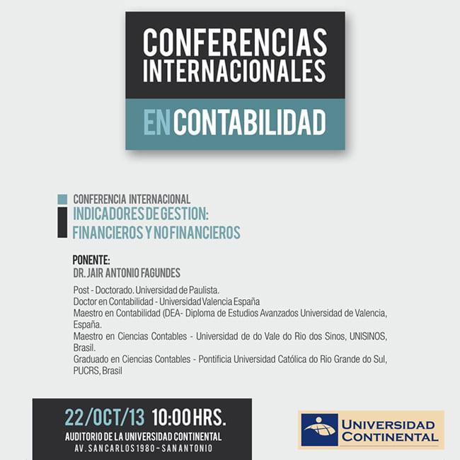 conferencia de contabilidad