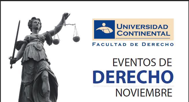 eventos de derecho