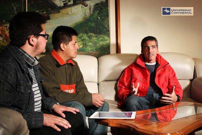 Ramon Ferreyros en Fierros y Rocas de Radio Conti