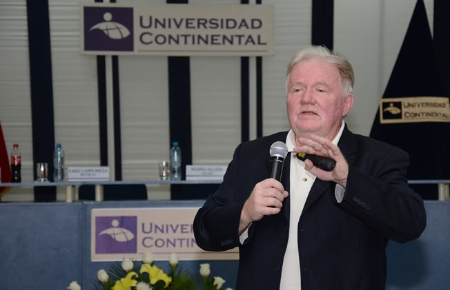 Rob Reilly, profesional del MIT