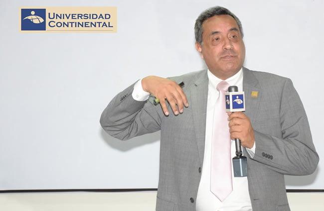 Vicepresidente del Institute of Industrial Engineers dicta conferencia en la UC