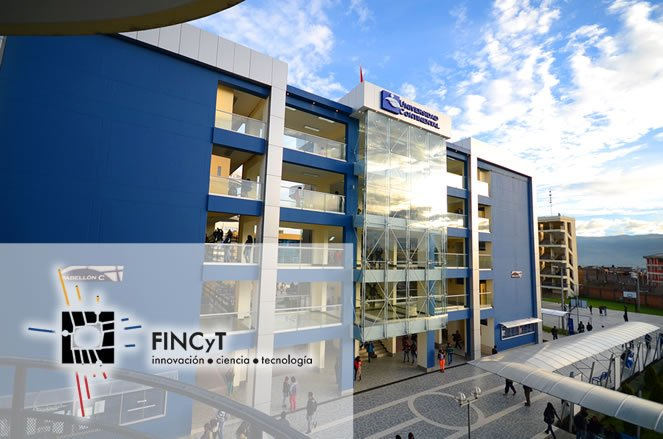 fincyt u universidad continental