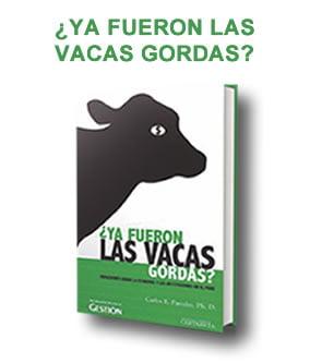 preserntacion de libro ya fueron las vacas gordfas