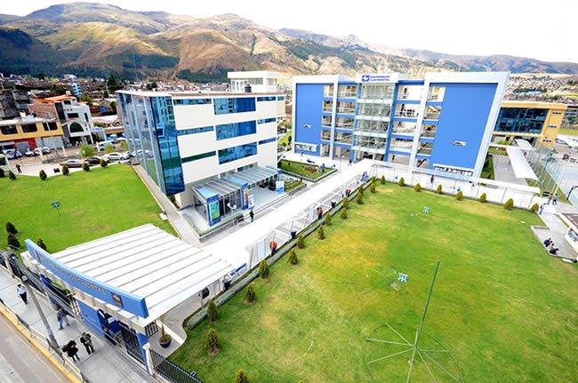 Campus de la Universidad Continental
