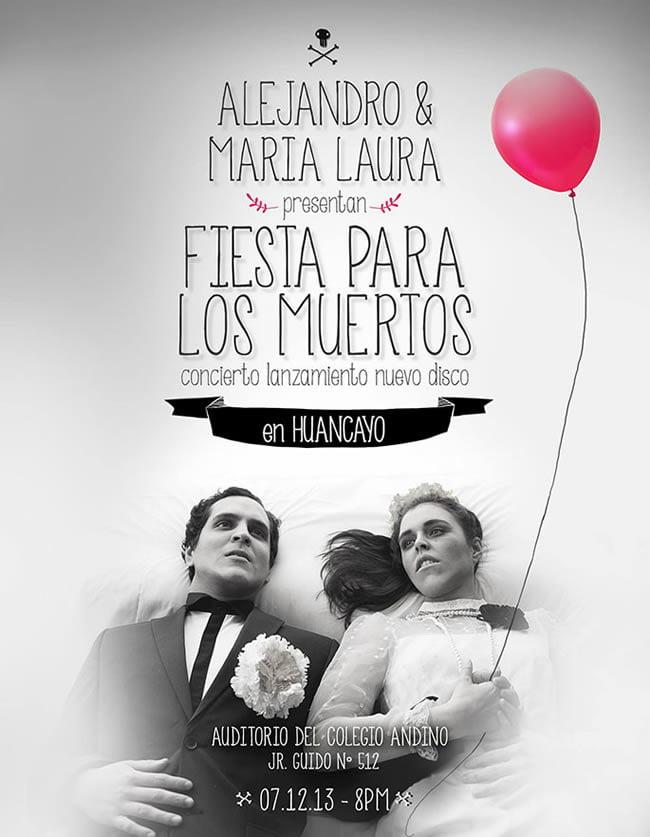 Auspicia Universidad Continental: Alejandro y Maria Laura en concierto