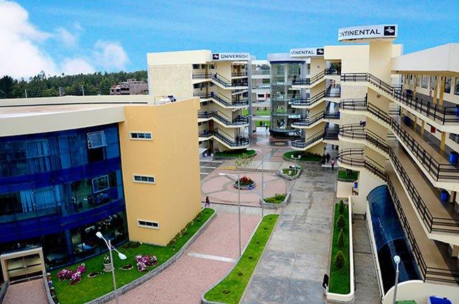 Universidad_continental con acreditación internacional.
