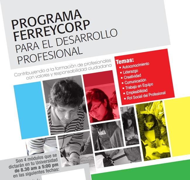 programa ferreyros para el desarrollo profesional