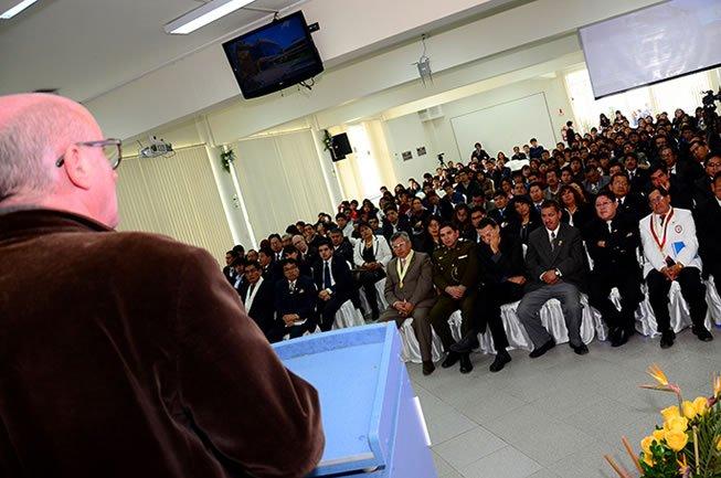 Conferencia Ciro Pirondi