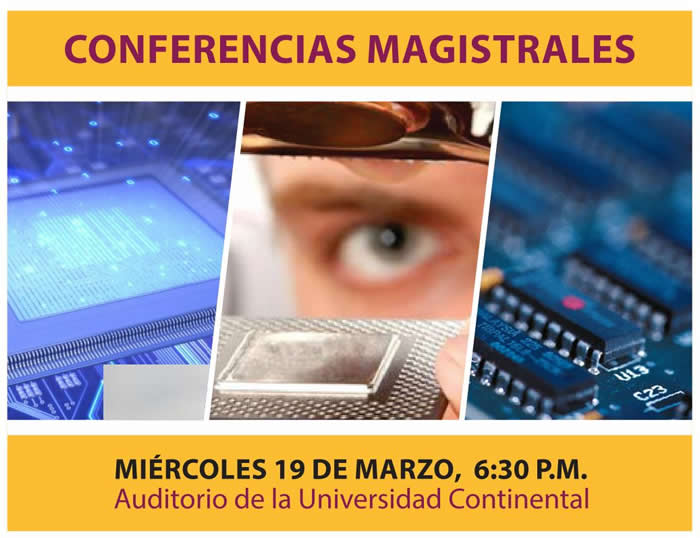 conferencias magistrales ing industrial