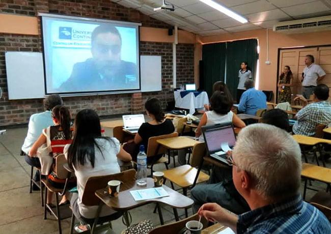 Universidad Continental participa de IV Encuentro Regional de RECLA en Costa Rica