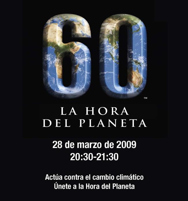 la hora del planeta en universisad continental