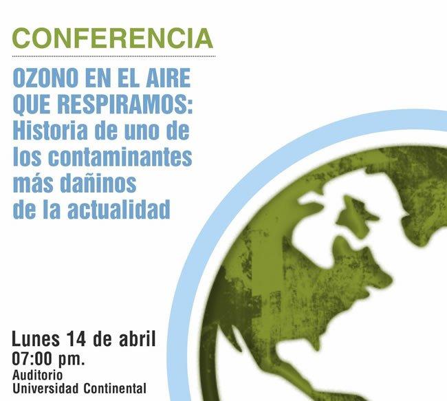 Conferencia Ozono