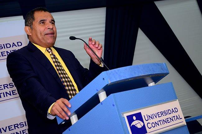 Juan Carlos Mathews hablo de competitividad empresarial