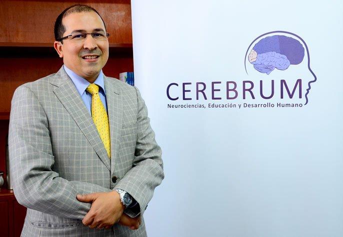 Presidente ejecutivo de CEREBRUM Fernando Ramirez