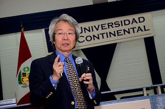Koichi Asatani profesor distinguido de la IEEE