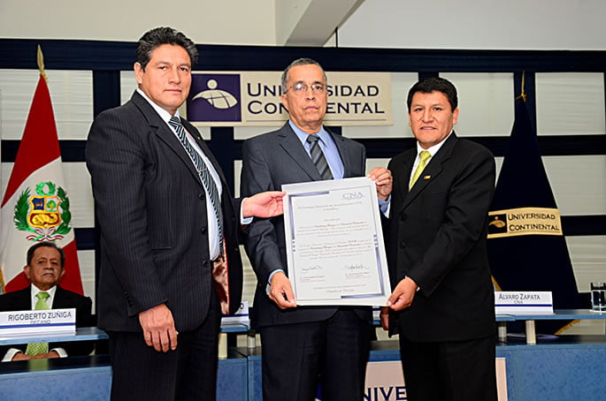 acreditacion universidad continental