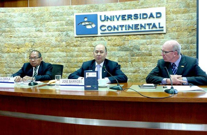Discutirán potencial industrial de Junín en foro de la U. Continental y Sociedad Nacional de Industrias