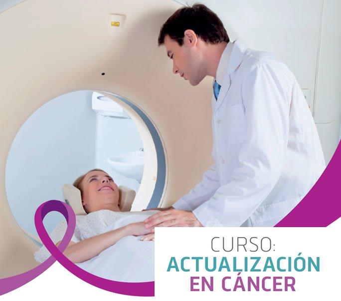 curso actualiacion cancer