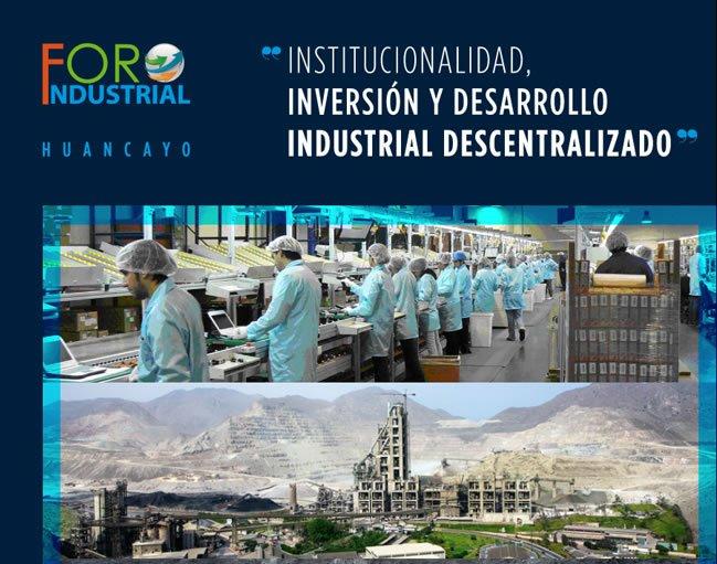 foro industrial institucionalidad inversion industrial