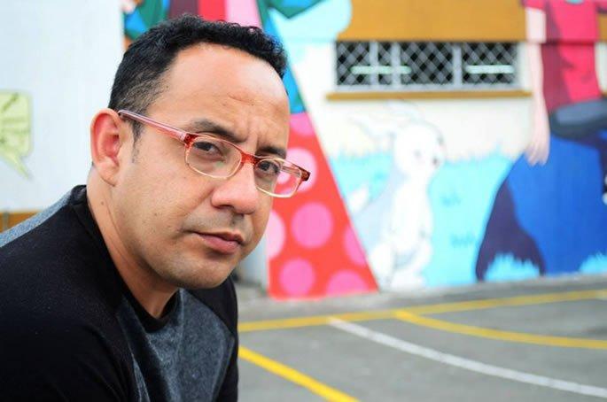 Jesús Cossio, representante del cómic documental