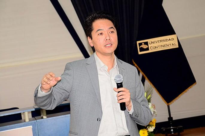 Rafael Haneda es gerente general de Vía Expresa Sur.