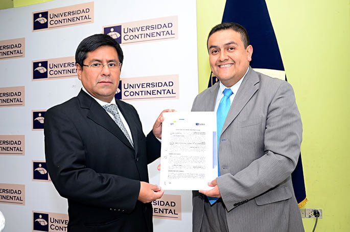 U. Continental y Ernst & Young firman convenio