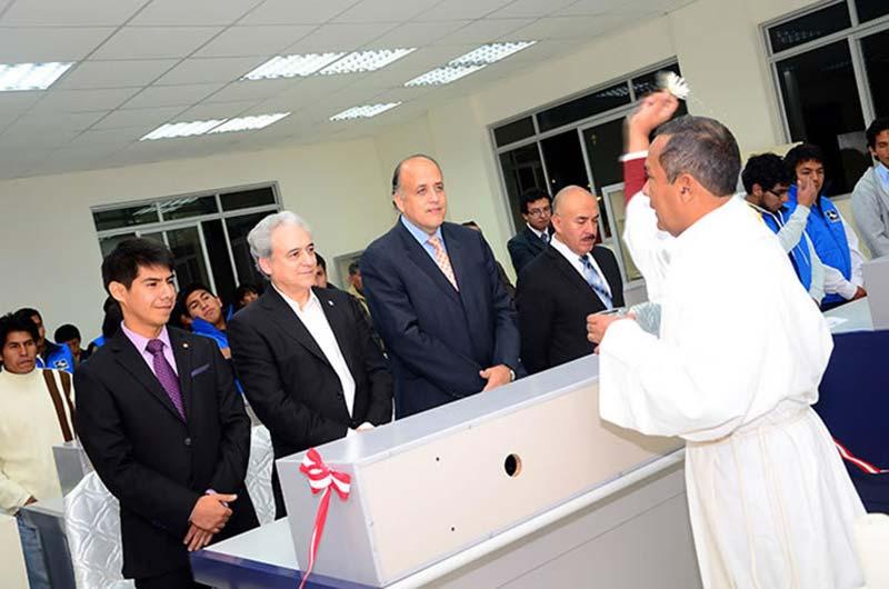Inauguran nuevos laboratorios para Ingeniería Eléctrica e Ingeniería Electrónica de la UC