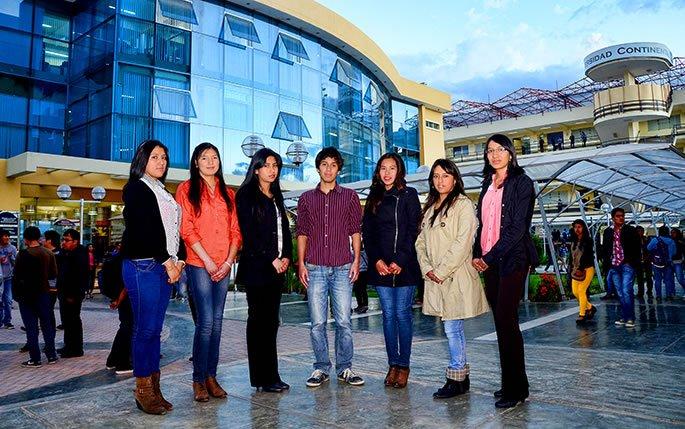 Alumnos de la UC logran experiencia internacional