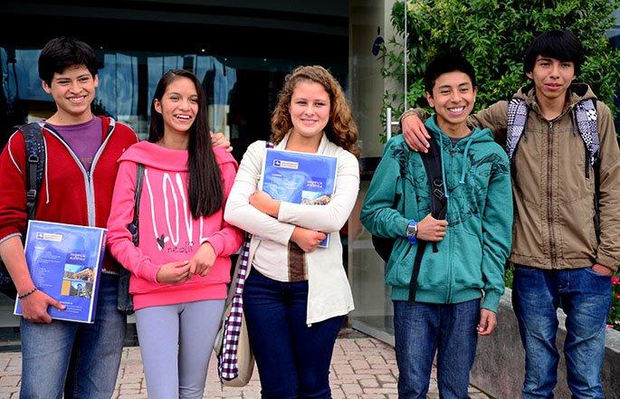 Estudiantes Cepre UC